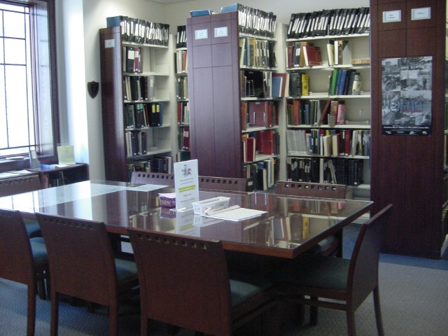 Kate Love Simpson Library Genealogy/Local History Room